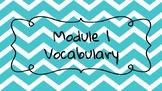 Wit and Wisdom Module 1 Grade 2 Vocabulary