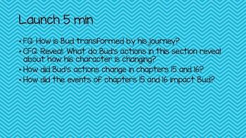 Wit and Wisdom Module 1 Lesson 13