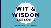 Wit and Wisdom Module 1 Lesson 2 Powerpoint Kindergarten