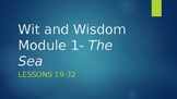 Wit and Wisdom, Module 1, Lessons 19-32