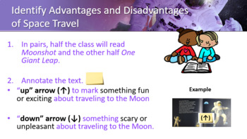 Wit and Wisdom Module 2, Space Lessons 25-30