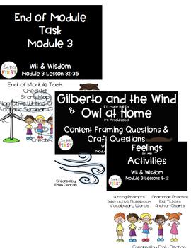 Wit and Wisdom Module 3 Bundle