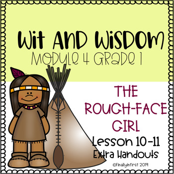 Wit and Wisdom Module 4 Lesson 10-11 Extra Handouts