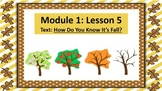 Wit and Wisdom Slideshow (2nd Grade, Module 1, Lesson 5)