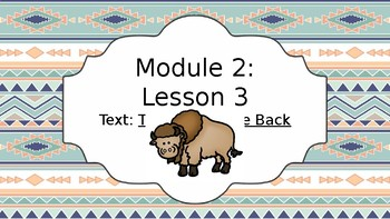 Wit and Wisdom Slideshow (2nd Grade, Module 2, Lesson 3)