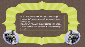 Wit and Wisdom Slideshow (2nd Grade, Module 2, Lesson 31)