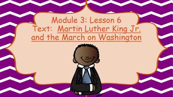 Wit and Wisdom Slideshow (2nd Grade, Module 3, Lesson 6)