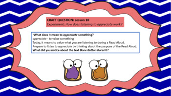Wit and Wisdom Slideshow (2nd Grade, Module 4, Lesson 10)