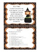 Witch Activities for Grades 1 to 4