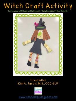 Witch Craft Activity
