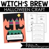 Halloween Craft Witch Legs