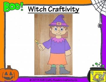 Witch Craftivity