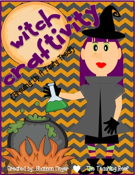 Witch Craftivity {Brewing Up A Tasty Treat}
