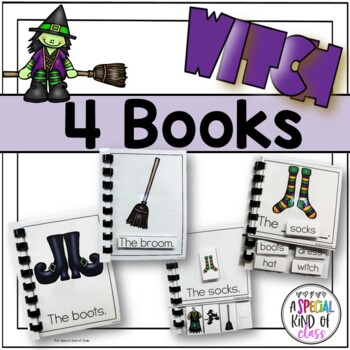 Adapted Books Witch