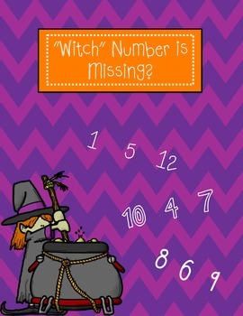 Witch Number is Missing?