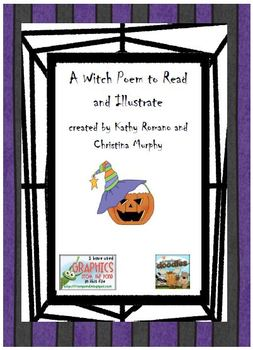 Witch Poem for Halloween