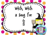 Witch Witch - A Song for 6/8 Compound Meter - Halloween