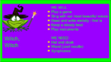 Witch, Witch (PowerPoint) - Prep / Present LA-Animated
