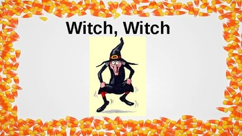 Witch Witch Where do you Fly?