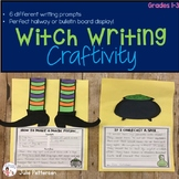 Witch Writing Craftivity