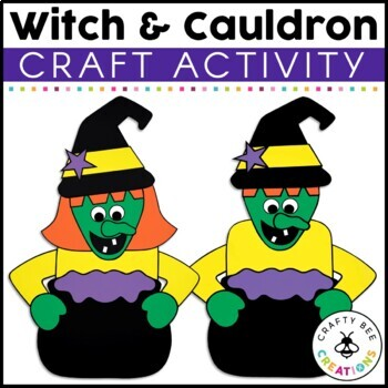Witch and Cauldron Craft