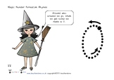Witch and Wizard Number Formation Rhymes