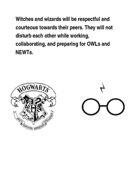 Witch and Wizard Rules
