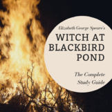 Witch at Blackbird Pond Study Guide