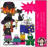 Witch clip art - Mini - by Melonheadz