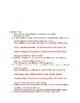 Witch of Blackbird Pond Comprehension Quiz ch. 11-15