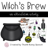 Witch's Brew - An Articulation Activity