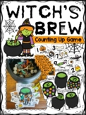 Witch's Brew Counting Game