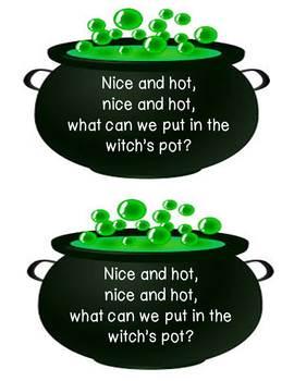 Witch's Pot