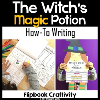Witch's Potion Recipe (How-To Writing)