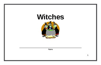 Witches Beginning Reader