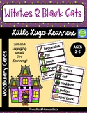 Witches & Black Cats Vocabulary Cards