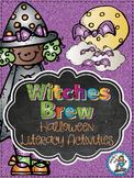 Witches Brew {21 Halloween Literacy Activities}