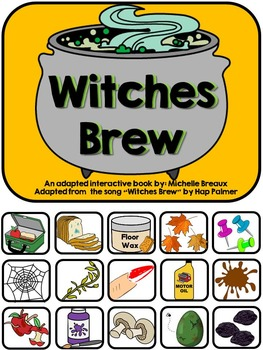 Witches Brew Worksheets Teaching Resources Teachers Pay Teachers