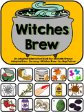 Witches Brew--A Halloween Song and Adapted Book and Activities