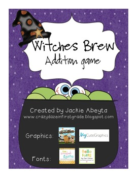 Witches Brew Addition