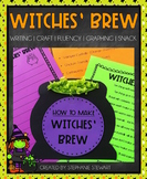 Witches' Brew Halloween Crafts & Writing