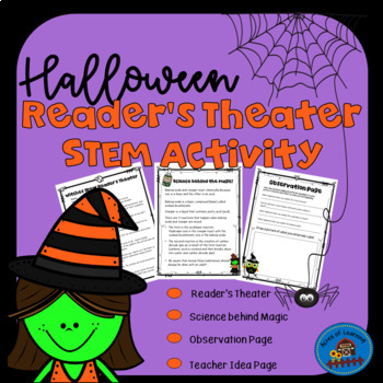 Witches' Brew Reader's Theater and STEM Activity
