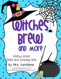 Witches Brew and More- Witch Unit