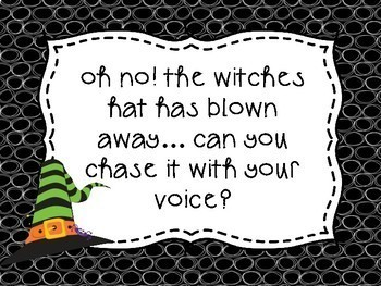 Witches Hat Vocal Exploration