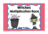 Witches Multiplication Race