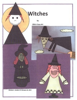 Witches Projects for a Week