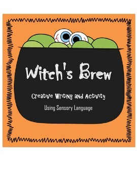 Witch's Brew - Halloween Activity