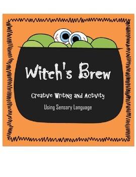 Witch's Brew - Halloween Activity