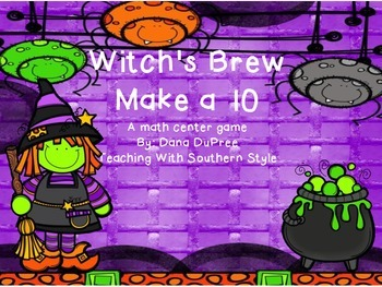 Witch's Brew Make a 10