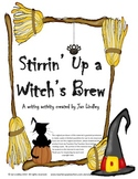 Witch's Brew Writing Activity
